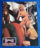 "Erotik-Kino-Film ""ROSALIE - HEISSE KÖRPER"" (nude - Woman - Nackt) # Original Altes Kinoaushangfoto # [19-1564] - Fotos"