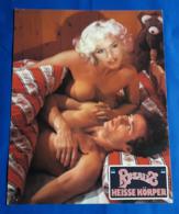 "Erotik-Kino-Film ""ROSALIE - HEISSE KÖRPER"" (nude - Woman - Nackt) # Original Altes Kinoaushangfoto # [19-1565] - Fotos"