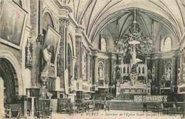 31 - Muret - Intérieur De L'Eglise Saint Jacques - Voir Scans Recto-Verso - Muret