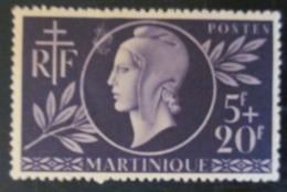 Martinique - YT 198 * - Martinique (1886-1947)