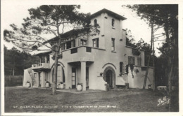CPSM Pilat-Plage Villa D'Annabella Et De Jean Murat - Autres Communes