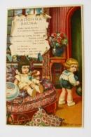 Madonna Della  Bruna    BERTIGLIA BAMBINA 2673  Ed. Casa Musicale  Carisch  Milano  NON VIAGGIATA  FORMATO PICCOLO - Bertiglia, A.