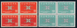 EUROPA CEPT - TURKIJE 1963 (blok Van 4) - MNH** - (ref. 105) - Europa-CEPT