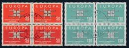 EUROPA CEPT - TURKIJE 1963 (blok Van 4) - Gest./obl. - (ref. 106) - Europa-CEPT