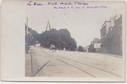 Carte Photo Le Havre (76) Ancienne Eglise St-Michel, Côte D'Ingouville - Le Havre