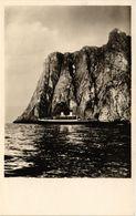 """CPA AK NORWAY M. S. """"Monte Sarmiento"""" Am Nordkap (257447) - Norvège"""