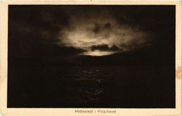 CPA AK NORWAY Midnatsol I Polarhavet (257458) - Norvège