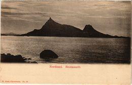 CPA AK NORWAY Nordland - Hestmando (257461) - Norvège