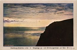 CPA AK NORWAY Nordland - Wolkenstimmung Am Nordkap (257467) - Norvège