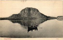 CPA AK NORWAY Torghatten (257469) - Norvège