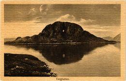 CPA AK NORWAY Torghatten (257470) - Norvège