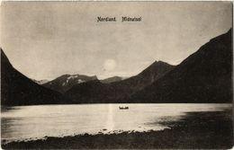 CPA AK NORWAY Nordland - Midnatsol (257471) - Norvège
