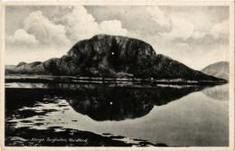 CPA AK NORWAY Norge - Torghatten Nordland (257474) - Norvège
