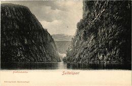 CPA AK NORWAY Suldalsport (257497) - Norvège