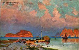 CPA AK NORWAY In Den Scharen (257506) - Norvège