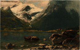 CPA AK NORWAY Am Strynsvand (257508) - Norvège