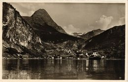 CPA AK NORWAY Geiranger (257556) - Norvège
