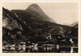 CPA AK NORWAY Merok Geiranger (257558) - Norvège