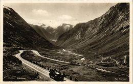 CPA AK NORWAY Videdalen Mot Stryn (257567) - Norvège