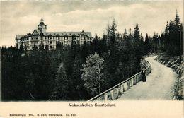 CPA AK NORWAY Voksenkollen Sanatorium (257568) - Norvège