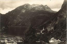 CPA AK NORWAY Merol Sondmon (257572) - Norvège