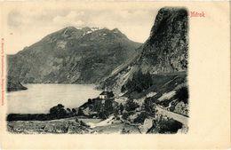 CPA AK NORWAY Merok (257577) - Norvège