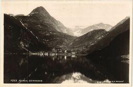 CPA AK NORWAY Merok, Geiranger. (257583) - Norvège