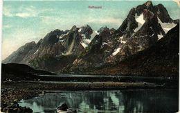 CPA AK NORWAY Raftsund (257584) - Norvège