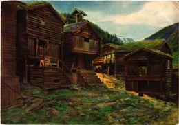 CPA AK NORWAY Norge: Roysheim - Lom (257587) - Norvège