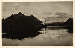 CPA AK NORWAY Raftsund (257596) - Norvège