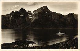 CPA AK NORWAY Raftsund (257599) - Norvège