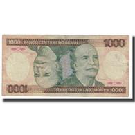 Billet, Brésil, 1000 Cruzeiros, KM:201b, TB - Brasilien