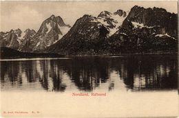 CPA AK NORWAY Nordland, Raftsund (257603) - Norvège