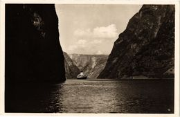 CPA AK NORWAY Norge I Naerobugten (257604) - Norvège