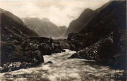 CPA AK NORWAY Norge. Olden, Nordfjord (257605) - Norvège