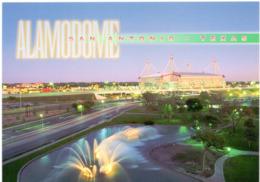 Postcard Stadium San Antonio Texas USA Stadion Stadio - Estadio - Stade - Sports - Football - Alamodome - Stades