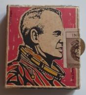 E'SPACE,-SERIE ASTRONAUTICA-JOHN GLENN,FIRST AMERICAN ASTRONAUT IN A 1962 ORBITAL FLIGHT - Matchboxes