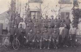 [21] Côte D'Or > Dijon Carte Photo Groupe De Militaire Du 58 Eme Regiment D'infanterie 58 RI - Dijon