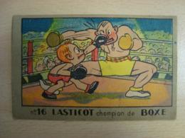 CHROMO LASTICOT CHAMPION DE BOXE - Other