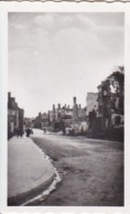 Foto Dünkirchen - Zerstörte Strasse Im Zentrum - 2. WK -  8*5cm (43884) - Krieg, Militär
