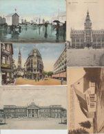 N 6 Lot 100 CPA Différentes De Belgique - Cartes Postales