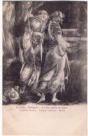 Botticelli - Le Due Figlie Di Jetro - Palazzo Vaticano - Roma /P407/ - Malerei & Gemälde