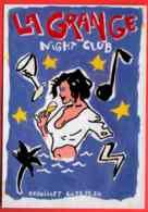 17 - M29075CPM - BREUILLET - Night Club LA GRANGE - Très Bon état - CHARENTE-MARITIME - France