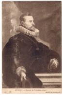 Rubens - Portrait De L'Archiduc Albert /P407/ - Malerei & Gemälde