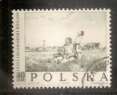 POLOGNE  N°    967   OBLITERE - 1944-.... Republik