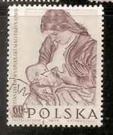 POLOGNE  N°    968   OBLITERE - 1944-.... Republik