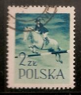 POLOGNE  N°    955   OBLITERE - 1944-.... Republik