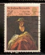 GRANDE BRETAGNE      N°   689   OBLITERE - 1952-.... (Elizabeth II)