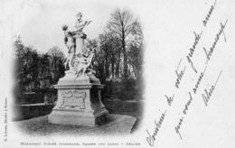 CPA BEAUNE (21) - Monument Joigneaux - - Beaune