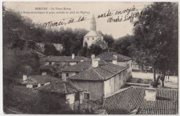 40 - B17059CPA - MIMIZAN - Le Vieux Bourg, Carte Pionniere - Très Bon état - LANDES - Mimizan